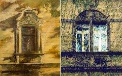 Architektur-Duette