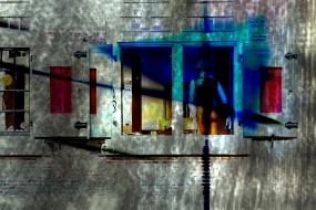 Amsterdamer Fenster
